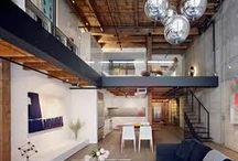 Loft renovation / by Trina Lowe