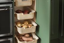 Decorate/Organize Kitchen / by Linne Rund
