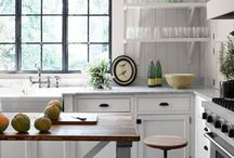 Ebbtide Kitchen Ideas / by New York Times Best-selling Author Mary Kay Andrews