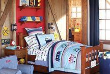 Caleb's Big Boy Room Ideas / by Wendy Del Signore