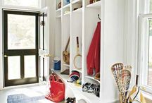 Mudroom / by Studio McGee