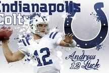 Indianapolis Colts / by Linda Anglin