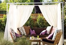 Side Patio ideas / by Tolove Myhome