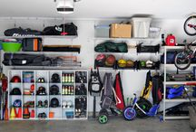 Garage / by Christi Harpe
