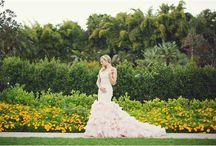 bridal - Reception dresses / by Rumina