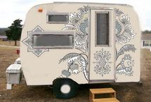 Dream RV ideas / My dream is to get an RV and travel and work. Here are some things that inspire me  / by Cat Hicks