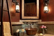 Bathrooms / by Sherri Goeke