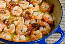 Project #32: Seafood Meals / by Kelsey/TheNaptimeChef