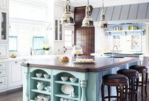 Kitchens / by Kendall's Mom
