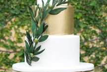 wed // cake / // wedding cakes \\ / by Stephanie Ward