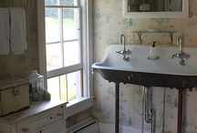 Bathrooms / by Jennifer Sechrest-Griffin