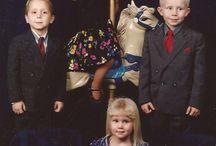 Unhappy Children / by Awkward Family Photos