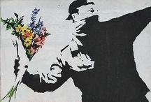 Graffiti - public art  / by Leslie Merical