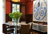 Dining Rooms / by Shavonda Gardner {AHomeFullOfColor}