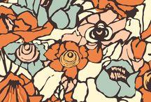 pattern / by Rosalyn Faustino
