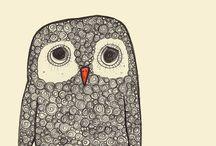 Owls / by Emma Hothi