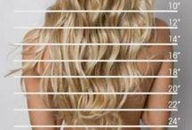 Hair growth / by Karin le Roux