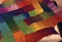 Yarn & fabric arts / by Frances Haugen