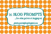 Blogging Tips / by Organizing Homelife