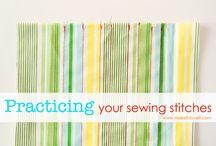 Sewing  / by Debbie La Roche