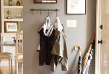 Laundry/mud room / by Sara Lasater