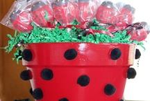 ladybug party / by Joanna Skovgaard