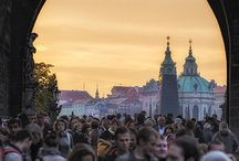 Prague / Prague ranked fifth on the Tripadvisor world list of best destinations in 2014. Here is why! / by InsureMyTrip
