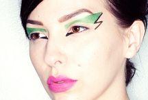 Runway/Editorial Makeup / by Cheryl Brown