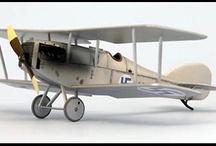 WW1 Aircraft model / by Graeme MacDonald