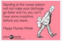 Nursing / by Sarah Pearman