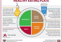 """Health""""ier"""" Recipes and Eating / by Lori Forshey"""