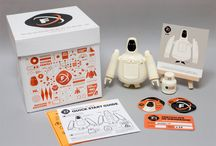 Collectables / by The Australian Graphic Supply Co