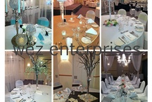Venue Decorators/Stylists by CTCWEDDINGS Suppliers / Regardless of the type of venue you choose to hold your celebration these wedding services on http://coasttocountryweddings.com.au will be able to help turn your vision into reality. / by Coast to Country Weddings