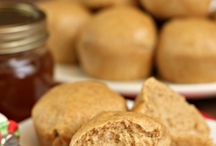 Recipes - Breads/Rolls / by Hymns and Verses