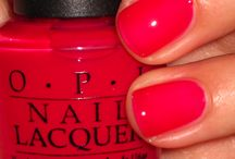 Nail Colors / by Bronwyn McCarty