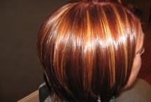 hair styles / by Elizabeth Beard