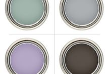 paint colors / by sheryl marshall