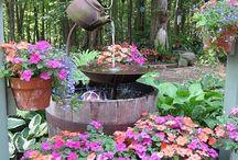 Gardening  / by Elaine Adler