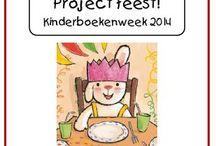 Thema: feest (Kinderboekenweek 2014) / by Leonie Bakkenes