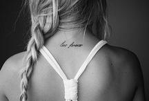 tattoos / by Samantha Larason