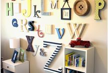 Kid's Room / by Samantha Bell