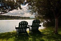 Adirondack Chair Vacation / by A Kay