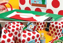 Ideas 4 Trysens Mario party / by Mariko Wiles