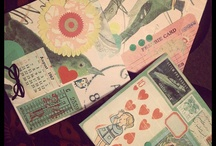 mail art / by Raelene Grounds