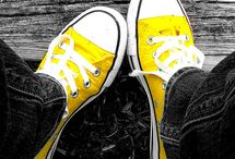 Shoes!!  / by Leah Johnson