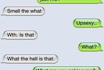 Makes me Laugh / by Elizabeth Burdine