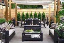 Patio / by Crystal Beres