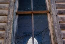 stain glass windows / by Akua Kumah