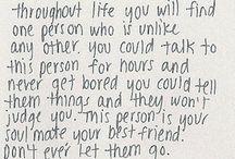 Wise Words / by Alli Davis