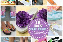 flip-flop ideas / by McKenzie Gibson